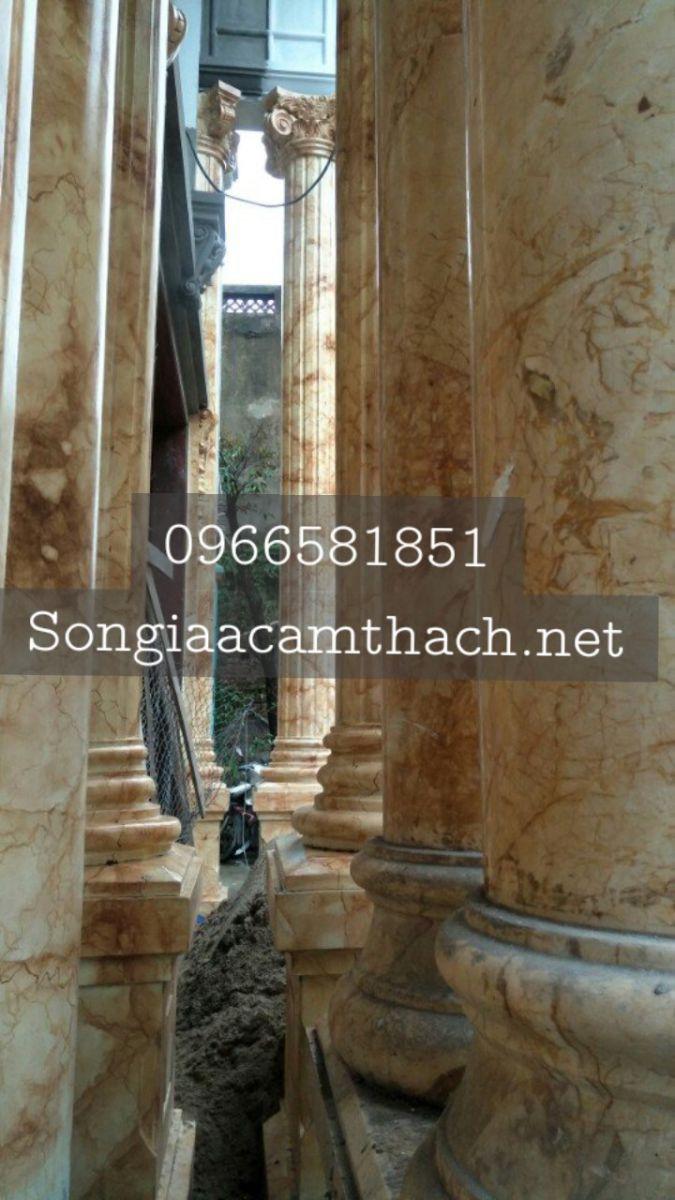 Sơn giả đá cẩm thạch tại tphcm