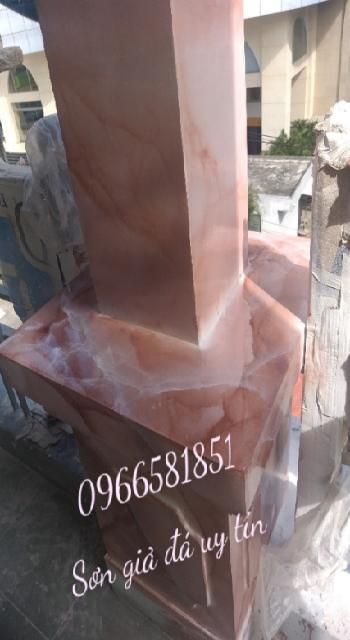 Mẫu sơn giả đá cẩm thạch