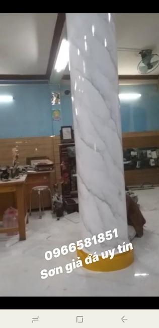 Sơn giả đá tại tphcm