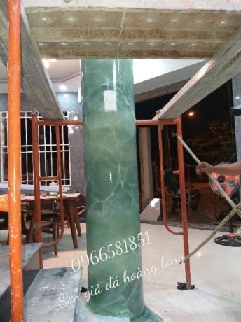 Thi công sơn giả đá tại đà lạt