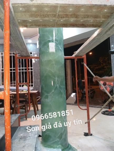 Sơn giả đá tại Long Khánh